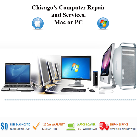 Chicago Computer Repair  Pc  Mac  Chicago Data Recovery